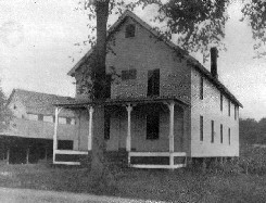 Old Cawasa Grange Hall